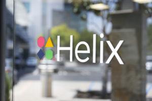Helix company logo